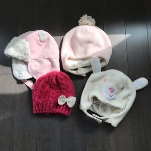 Fall winter hats - joe fresh and old navy